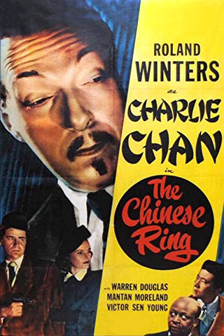 Charlie Chan : The Chinese Ring (1947) - Roland Winters  DVD