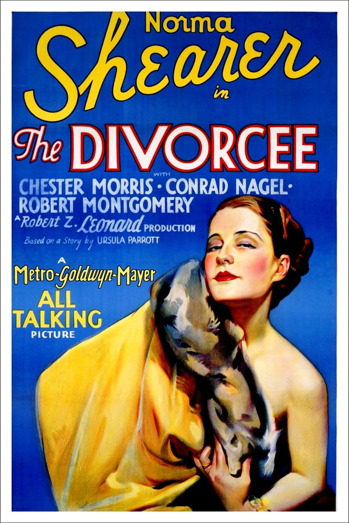 The Divorcee (1930) - Norma Shearer  DVD