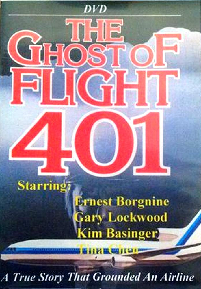 The Ghost Of Flight 401 (1978) - Ernest Borgnine  DVD