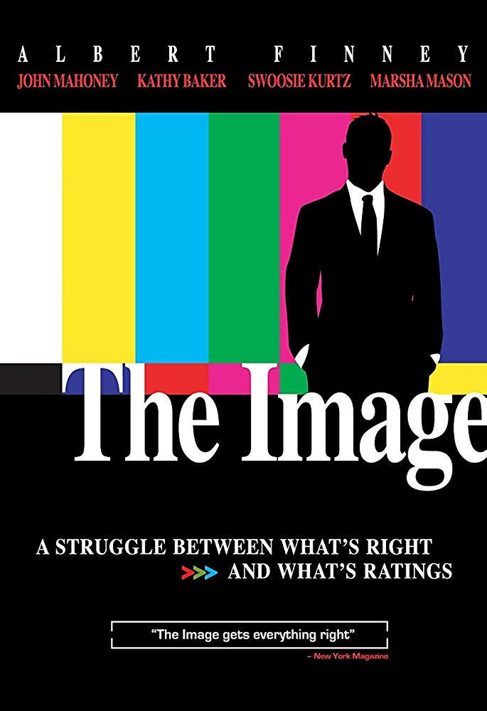 The Image (1990) - Albert Finney  DVD