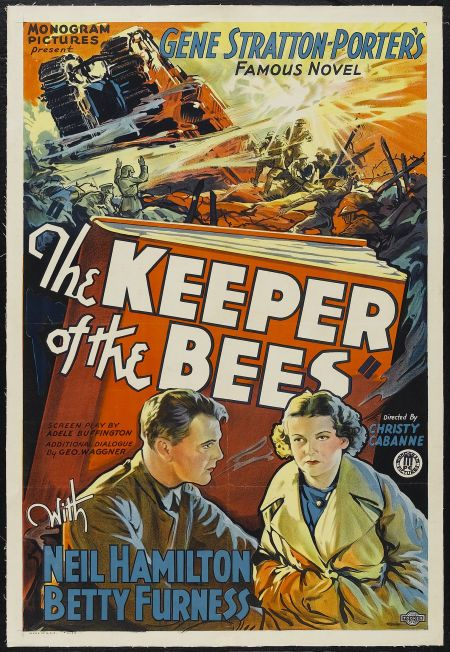 The Keeper Of The Bees (1935) - Neil Hamilton  DVD