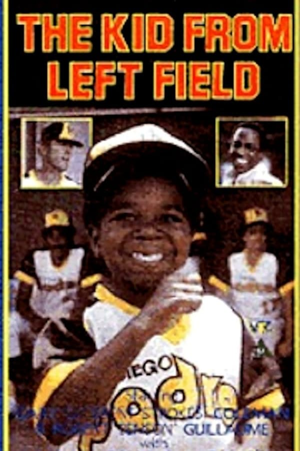 The Kid From Left Field (1979) - Gary Coleman  DVD