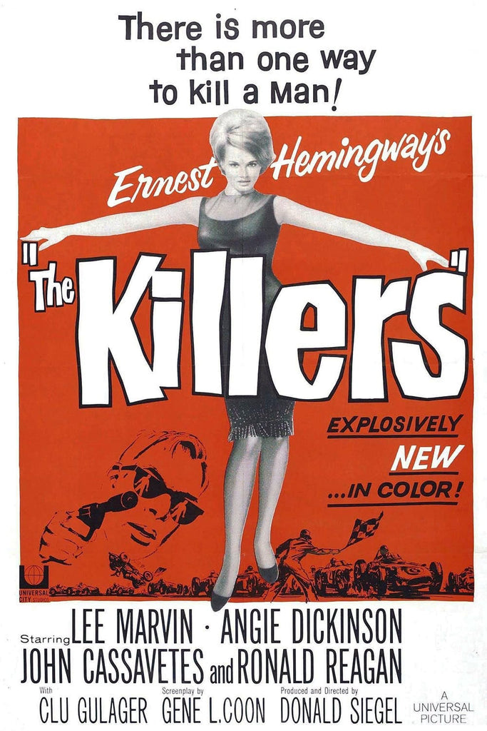 The Killers (1964) - Lee Marvin  DVD