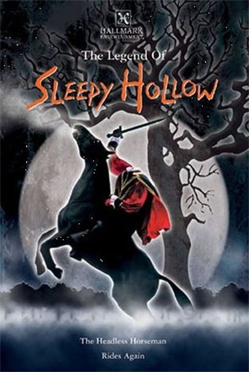 The Legend Of Sleepy Hollow (1999) - Brent Carver  DVD