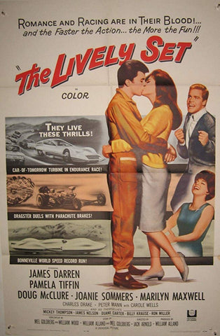 The Lively Set (1964) - James Darren