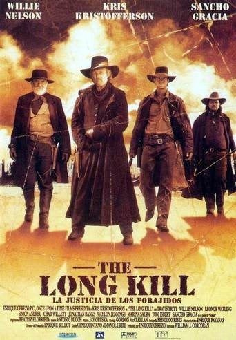 The Long Kill AKA Outlaw Justice (1999) - Willie Nelson  DVD