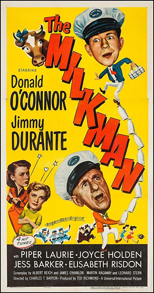 The Milkman (1950) - Donald O´Connor
