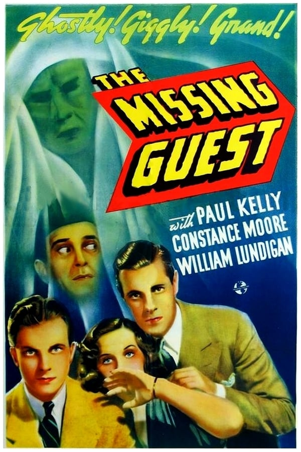 The Missing Guest (1938) - Paul Kelly  DVD