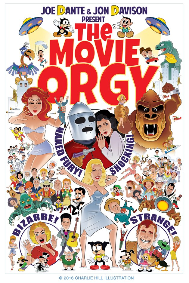 The Movie Orgy (1968) - Joe Dante  DVD