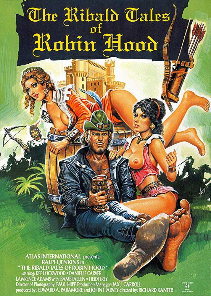 The Ribald Tales Of Robin Hood (1969) - Dee Lockwood