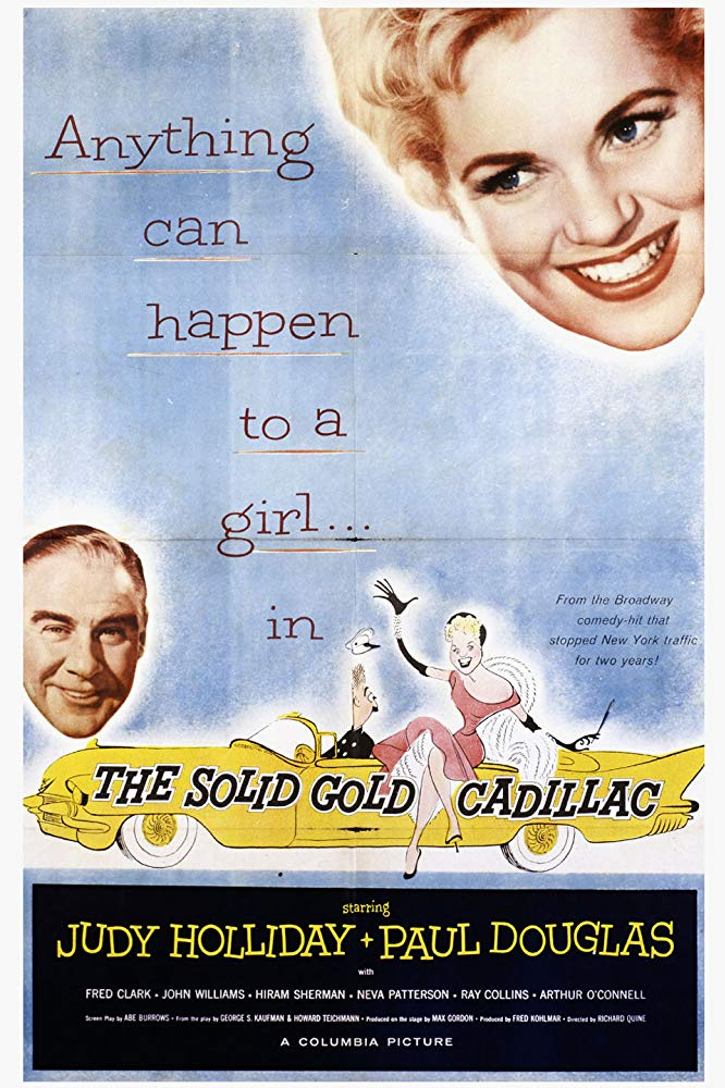 The Solid Gold Cadillac (1956) - Judy Holliday  DVD