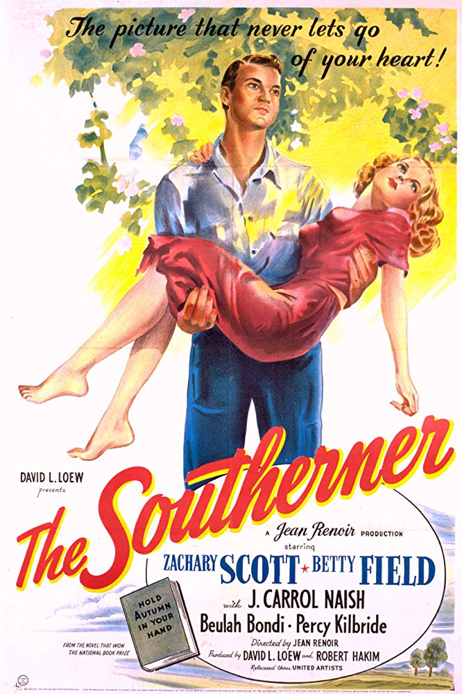 The Southerner (1945) - Zachary Scott  DVD