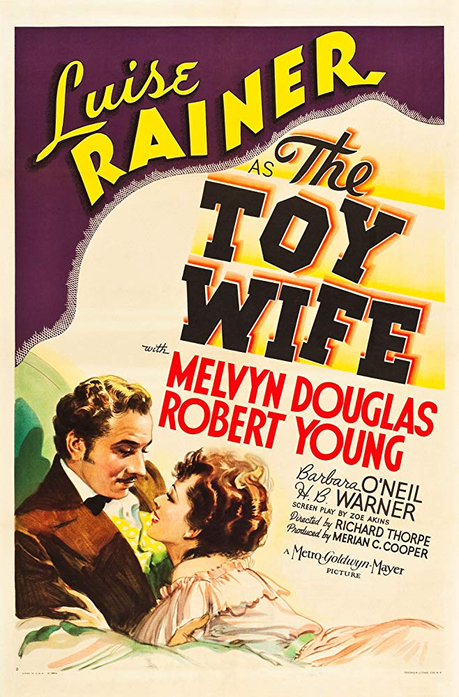 The Toy Wife (1938) - Luise Rainer  DVD