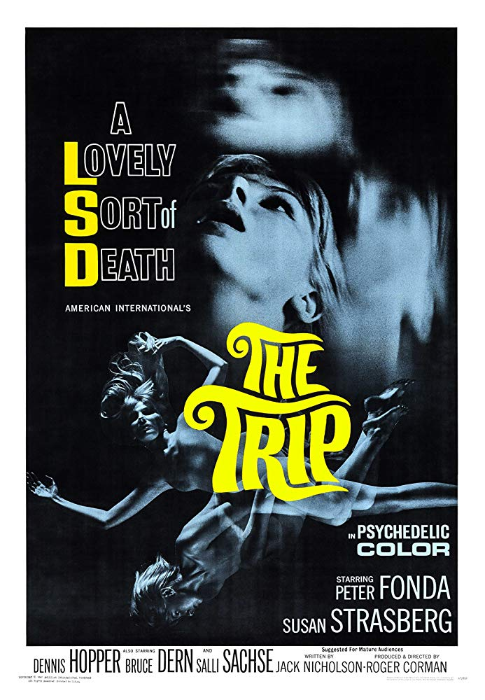 The Trip (1967) - Peter Fonda  DVD