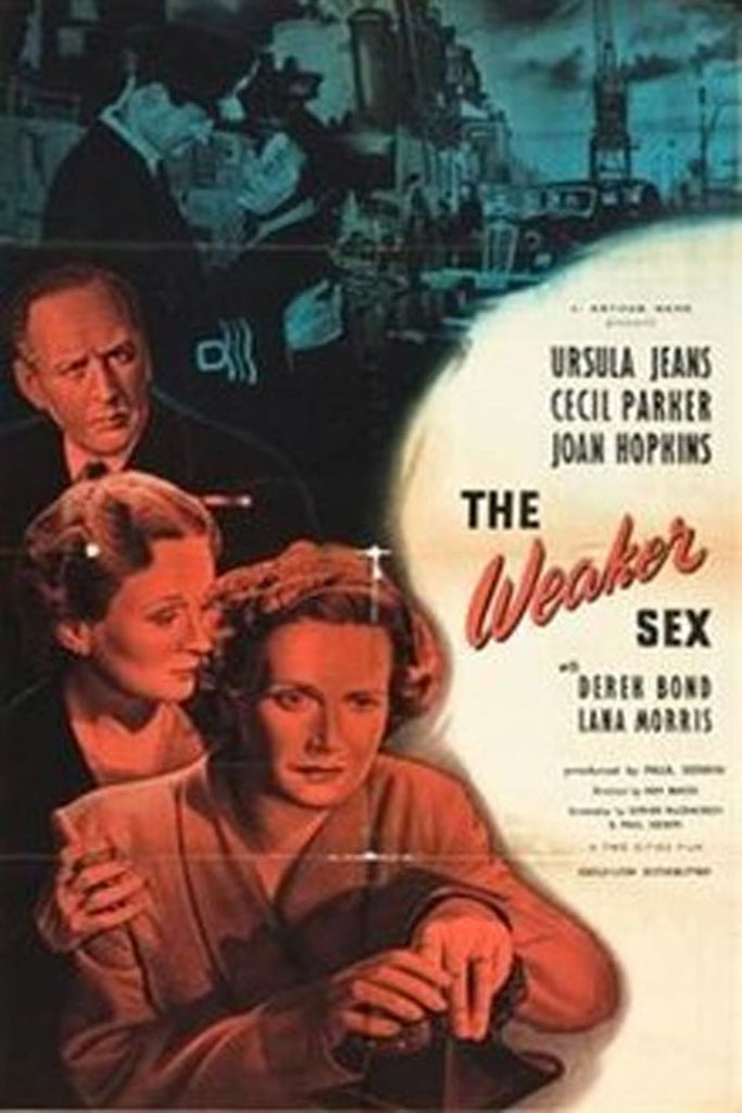 The Weaker Sex (1948) - Ursula Jeans  DVD