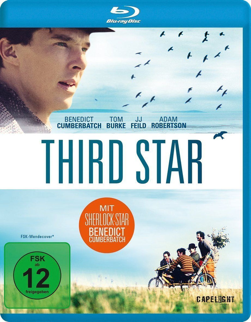 Third Star (2010) - Benedict Cumberbatch  Blu-ray