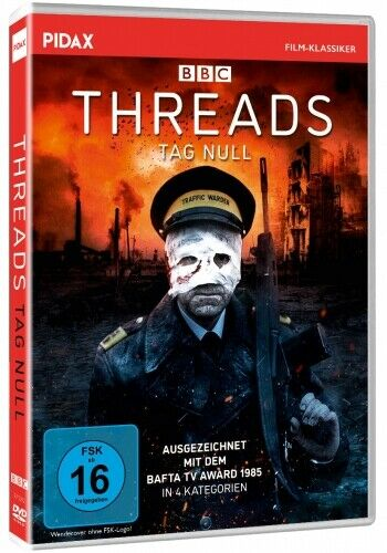 Threads (1984) - Mick Jackson  DVD