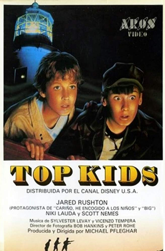 Top Kids (1987) - Niki Lauda