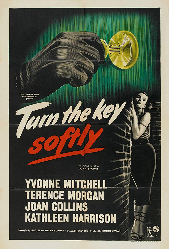 Turn The Key Softly (1953) - Joan Collins  DVD