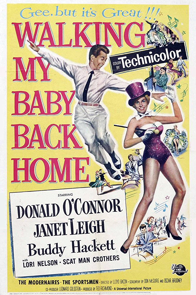 Walking My Baby Back Home (1953) - Janet Leigh