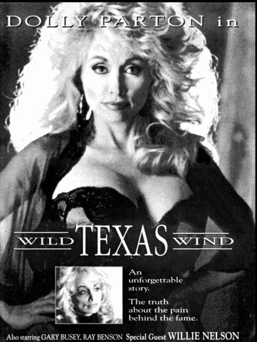 Wild Texas Wind (1991) - Dolly Parton