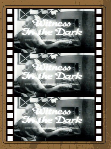 Witness In The Dark (1959) - Patricia Dainton  DVD