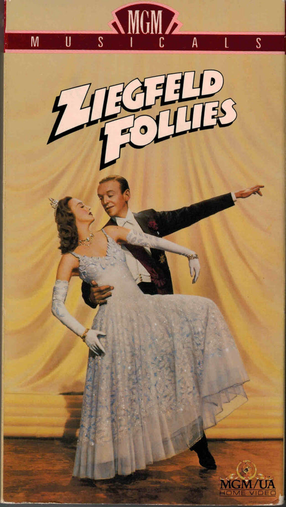 Ziegfeld Follies (1946) - Fred Astaire   VHS