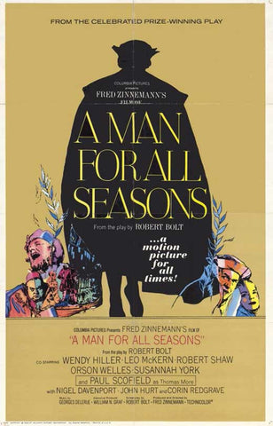 A Man For All Seasons (1966) - Robert Shaw  DVD