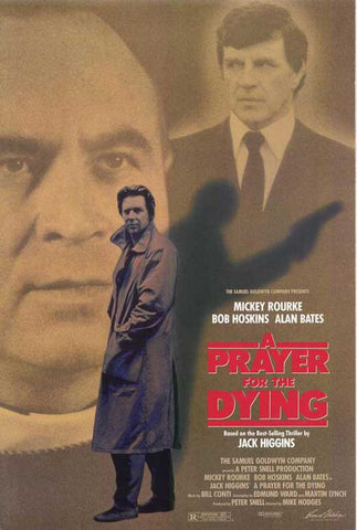 A Prayer For The Dying (1987) - Mickey Rourke  DVD
