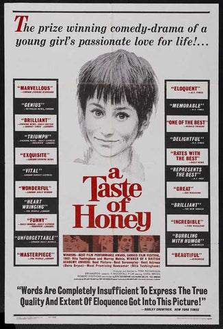 A Taste Of Honey (1961) - Tony Richardson  DVD
