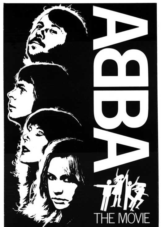 Abba : The Movie (1977)  DVD