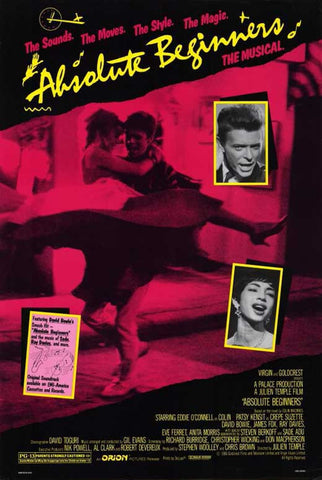 Absolute Beginners (1986) - David Bowie  DVD