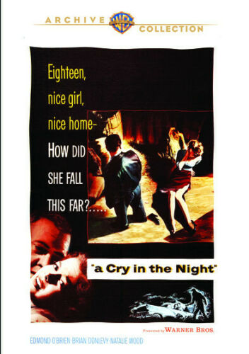 A Cry In The Night (1956) - Natalie Wood  DVD