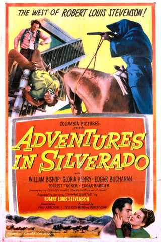Adventures In Silverado (1948) - William Bishop  DVD
