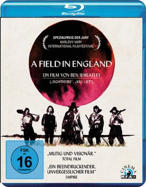 A Field In England (2013) - Richard Glover  Blu-ray