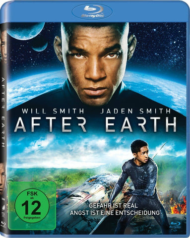 After Earth (2013) - Will Smith  Blu-ray