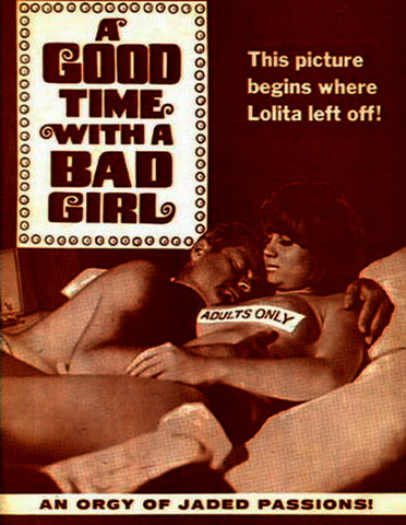 A Good Time With A Bad Girl (1967) - John Beck  DVD