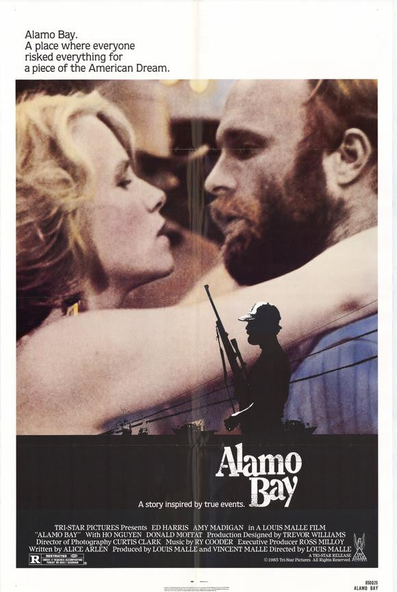 Alamo Bay (1985) - Ed Harris  DVD