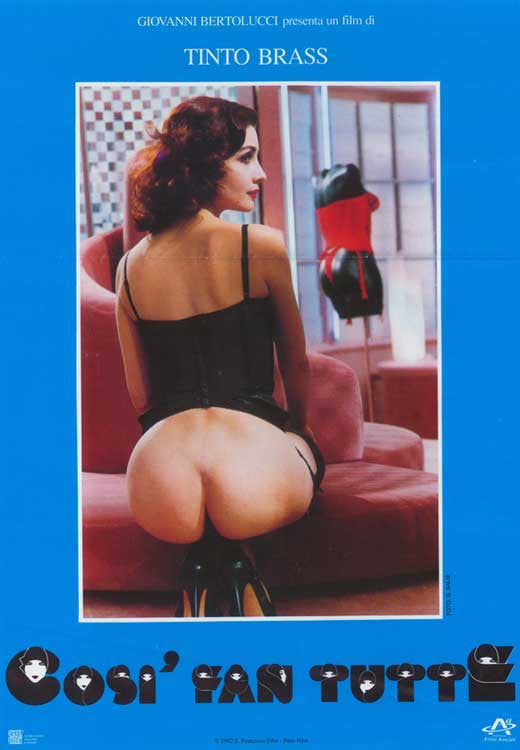 All Ladies Do It (1992) - Tinto Brass  DVD