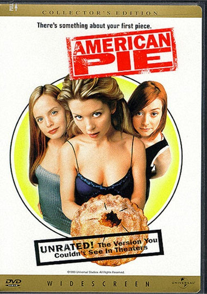 American Pie : Unrated Collector´s Edition (1999) - Jason Biggs  DVD