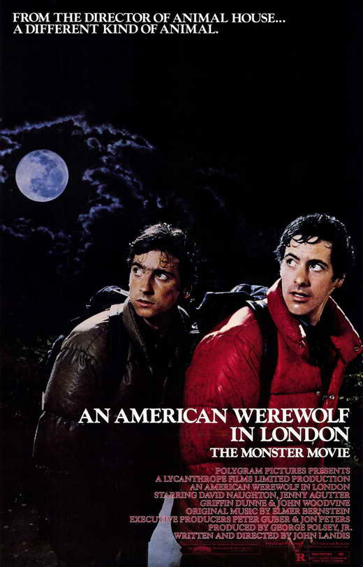 An American Werewolf In London (1981)  DVD