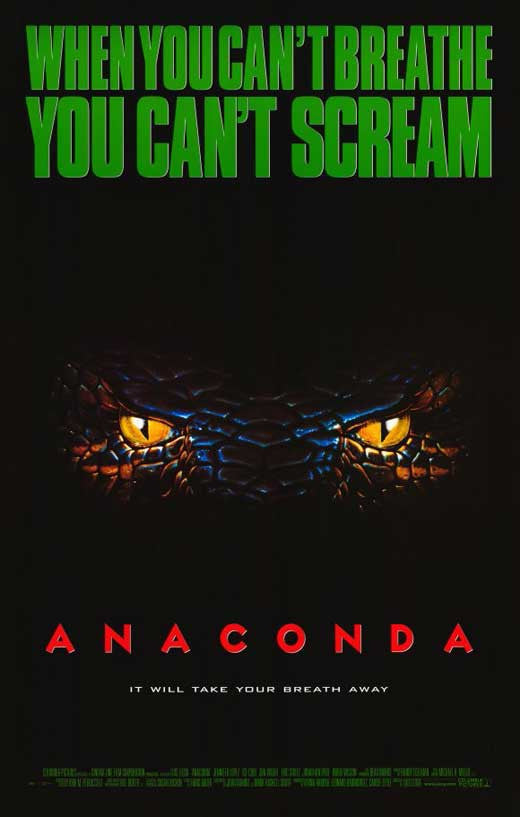 Anaconda (1997) - Jon Voight  DVD