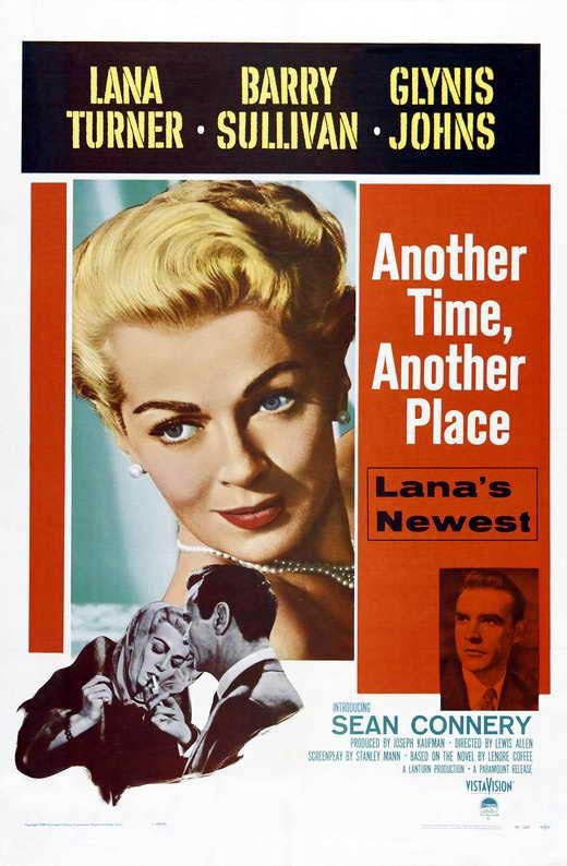 Another Time, Another Place (1958) - Sean Connery  DVD