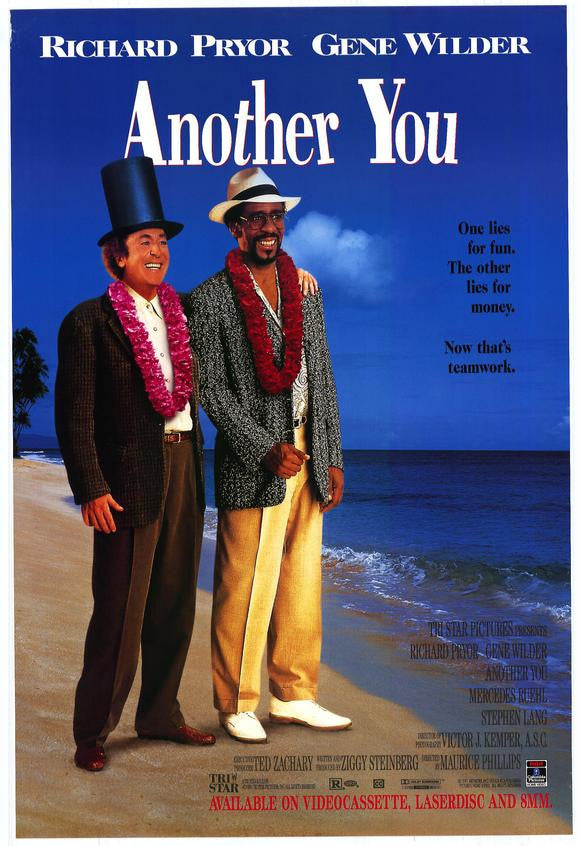 Another You (1991) - Gene Wilder DVD