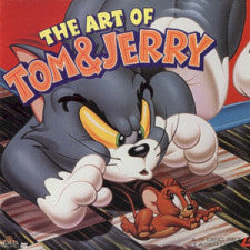 The Art Of Tom & Jerry - 7 DVD Set