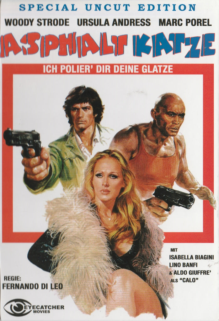 Stick ´Em Up Darling (1974) - Ursula Andress UNCUT DVD
