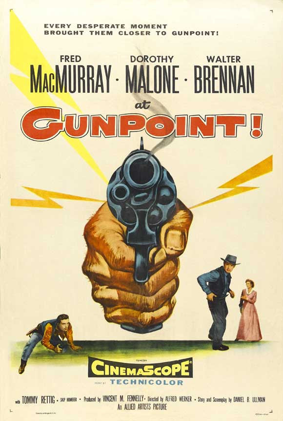 At Gunpoint (1955) - Fred MacMurray  DVD