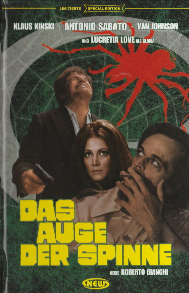 Eye Of The Spider (1971)  DVD