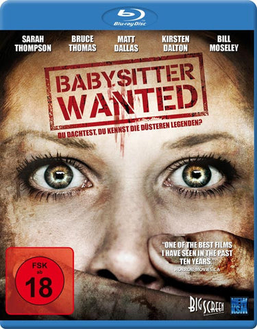 Babysitter Wanted (2008) - Blu-ray
