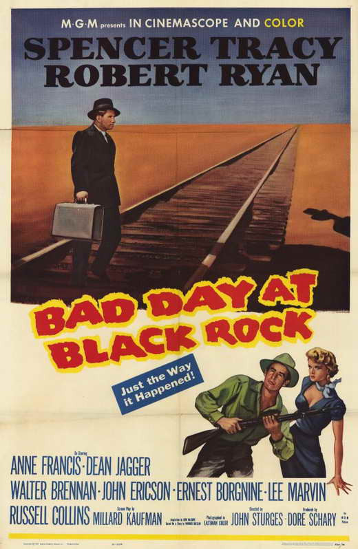 Bad Day At Black Rock (1954) - Spencer Tracy  DVD